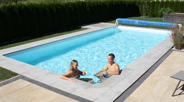Cranthermo-Poolbausatz 9 x 5 x 1,5 m
