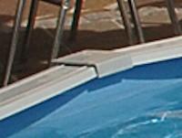 Handlaufverbindungskappe innen für Sun Remo