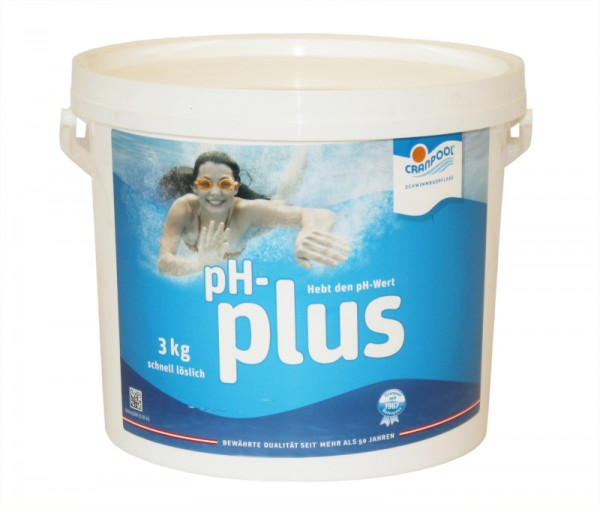 pH-Plus Regulator 3kg