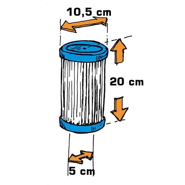 Filterkartusche DR7/SL07