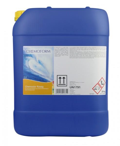 Chlorine flüssig 24kg