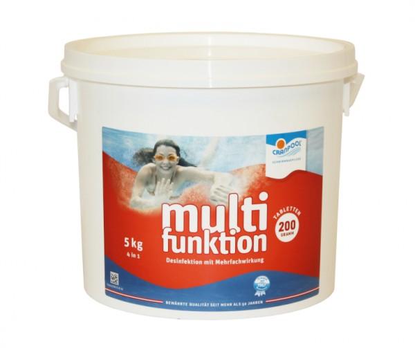 Multifunktionstabl. 5kg, 200g