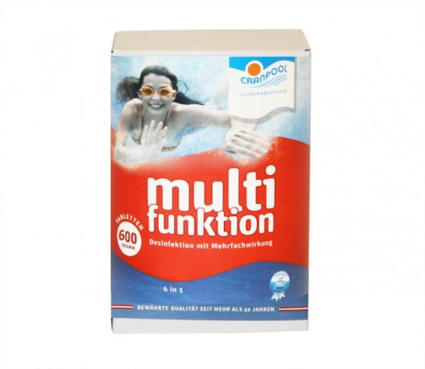 Multifunktionsblock 600g