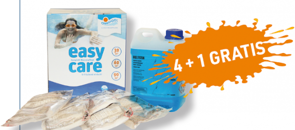 Easy-Care 60 - Paket 4+1 gratis