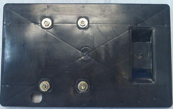 Motorgrundplatte