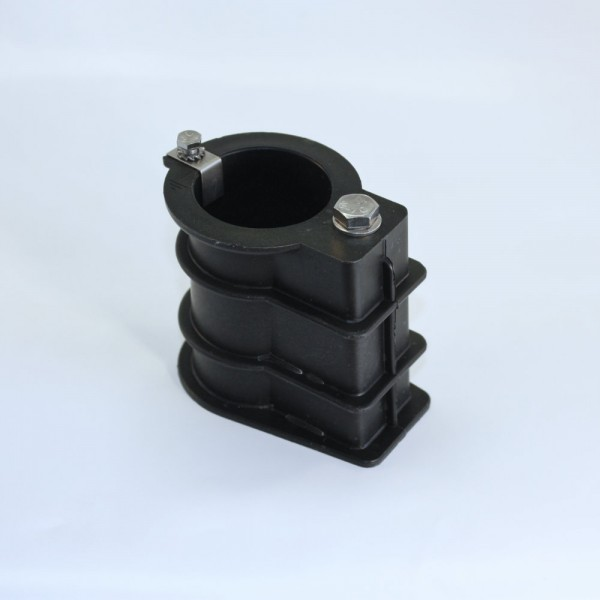 Leiter ELSE/ELBE Ankersockel PVC, D43mm