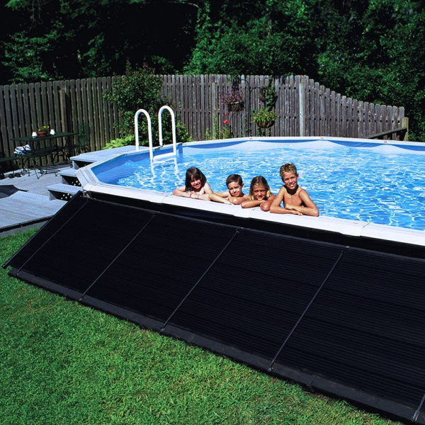 Sunheater ECO-Solarsystem-Set 6,0 x 0,6 m